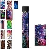 (2 Pack) JUUL Skin Wrap Decal Sticker (GalaxyPurple) (Color: GalaxyPurple)