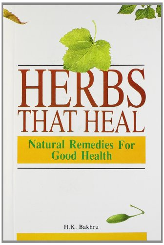 Herbs that Heal: Natural Remedies for Good Health Orient Paperbacks Edition price comparison at Flipkart, Amazon, Crossword, Uread, Bookadda, Landmark, Homeshop18