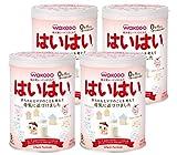 和光堂 レーベンスミルク はいはい810g×4缶