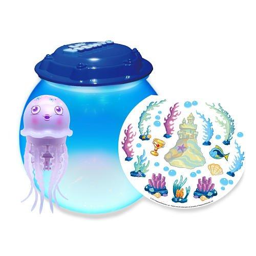 Lil Fishys Jelly Fish Light Up Habitat (Lil Fishy Tank compare prices)