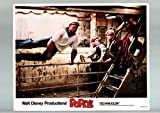 MOVIE POSTER: POPEYE-1980-ROBIN WILLIAMS-SHELLEY DUVALL-COMEDY-LOBBY CARD-BASED ON COMIC FN/VF