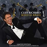 Bold As Brass + Bonus CDby Cliff Richard