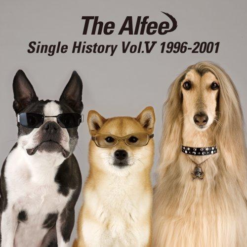 SINGLE HISTORY VOL.V 1996-2001【SHM-CD】