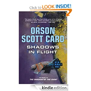 Shadows in Flight (The Shadow Series)