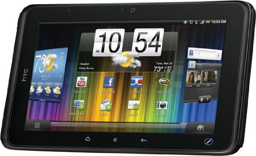 Android HTC EVO 4G Android Tablet - 32 GB - Dual Camera - Wifi
