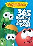 VeggieTales 365 Bedtime Devos for Boys