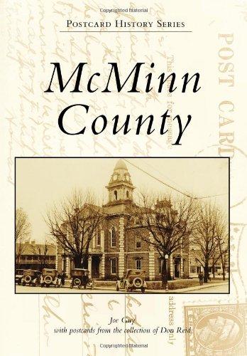 McMinn County (Postcard History)