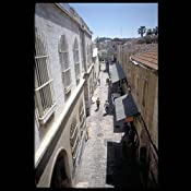Via Dolorosa, Jeruselem: Audio Journeys | [Patricia L. Lawrence]