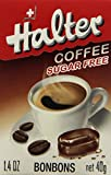 Halter Sugar Free Candy, Coffee, 1.4-Ounce Boxes (Pack of 8)