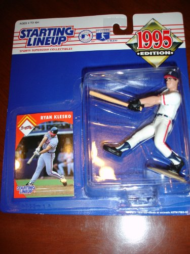Starting Lineup 1995 Edition Ryan Klesko (Atlanta Braves)