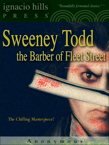 Sweeney Todd: The Barber Of Fleet Street (The Classic Original!) back-590535