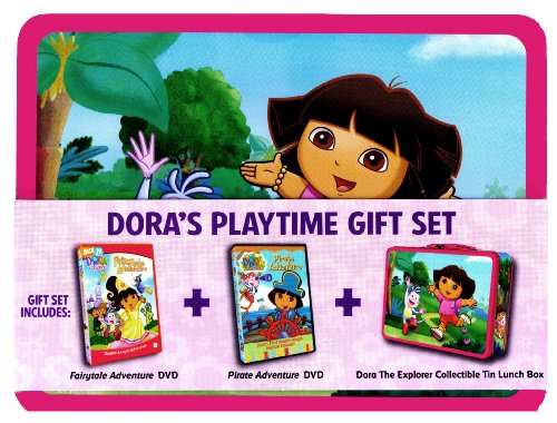 Dora's Playtime Gift Set
