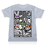 TMNT: Comic Quad Tee - Youth