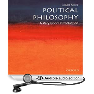 Political Philosophy: A Very Short Introduction (Unabridged)