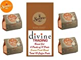 Douwe Egberts Senseo Dark Roast Coffee 18 Pads (Divine Trading Box Set of 4, Total 72 Pads)