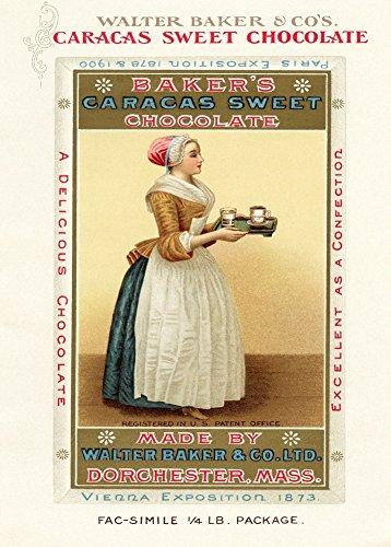vintage-generi-di-drogheria-cioccolato-e-dolciumi-caracus-di-walter-baker-e-company-america-c1908-ca