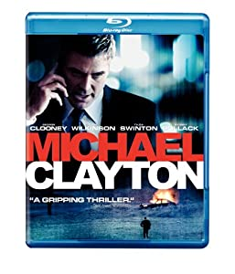 "Cover of ""Michael Clayton [Blu-ray]"""