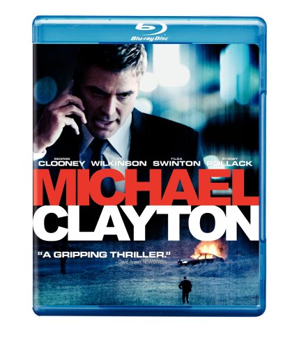Cover art for  Michael Clayton [Blu-ray]