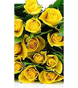 EPICCASE yellow roses Mobile Back Case Cover For LG G3 Beat (Designer Case)