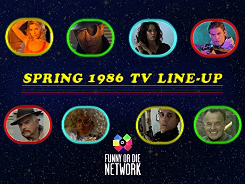 Spring 1986 TV Line-Up on Amazon Prime Video UK