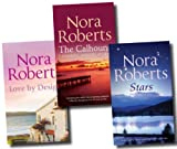 Nora Roberts Nora Roberts Classic Series Collection 7 Titles 3 Books Set The Calhouns Novels (The Calhouns, Stars, Love by Design)