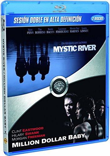 Mystic River + Million Dollar Baby (Blu-Ray) [2012] (Import Movie) (European Format - Zone 2)
