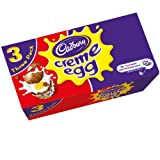 Cadbury Creme Egg 3PK 117g (Box of 42)