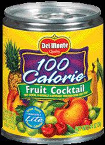 Del Monte Lite Fruit Cocktail, 8.25 Ounce -- 12 per case.