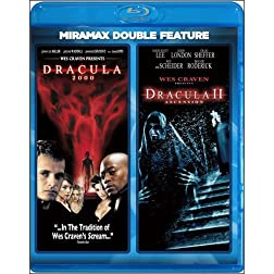 Dracula 2000 / Dracula II: Ascension (Double Feature) [Blu-ray]