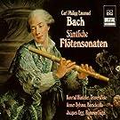 CPE Bach: Complete Flute Sonatas