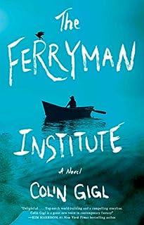 Book Cover: Ferryman institute
