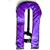 I sportartenアイシュポルテン ライフジャケット手動膨張式 -体重150kg対応 ベスト