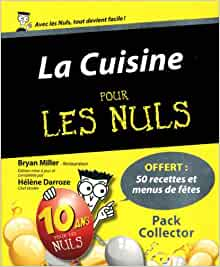 La cuisine pour les nuls 9782754032070 books for Cuisine pour les nuls
