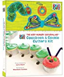 Image of The Very Hungry Caterpillar Cookbook and Cookie Cutters Kit
