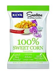Keya Sweet Corn Cream and Onion, 25g