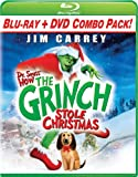 Dr. Seuss How The Grinch Stole Christmas (Blu-ray Combo Pack (Blu-ray + DVD))
