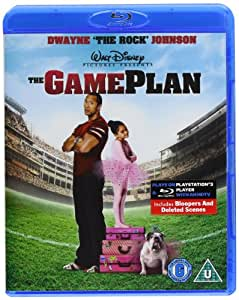 The Game Plan [Reino Unido] [Blu-ray]