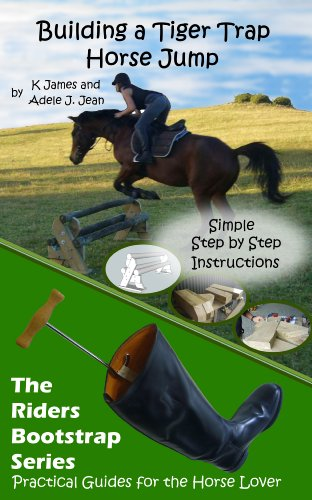 Building a 70cm Tiger Trap Cross Country Horse Jump (metric edition) (Easy Made Jumps - The Riders Bootstrap Series) (Building Cross Country Jumps compare prices)