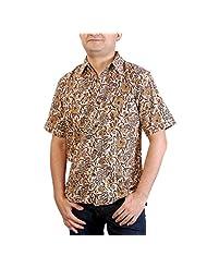 Viniyog Men Cotton Casual Shirt - B00NHGPCSY