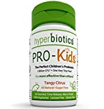 PRO-Kids Children's Probiotics: 60 Tiny, Sugar Free, Once Daily, Time Release Pearls - 15x More Effective than Capsules with Patented Delivery Technology - Recommended with Vitamins - for Kids Ages 4 and Up - Very Easy to Swallow