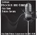 1 Classic Fortune 500 Company Proctor and Gamble Old Time Radio Broadcasts on DVD (over 60 minutes running time)