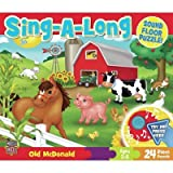 MasterPieces Old McDonald Sing-A-Long Sound Jigsaw Puzzle, 24-Piece by Masterpieces [Toy]