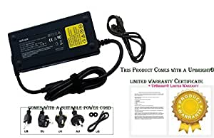 UpBright® New Global AC / DC Adapter For iBuyPower Valkyrie CZ-28 Gaming Laptop iBuy Power Notebook PC Power Supply Cord Cable PS Battery Charger PSU