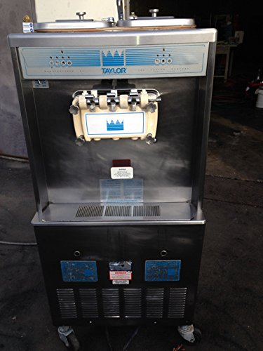 Taylor 339 Wate Cooled Soft Serve Frozen Yogurt Ice Cream Machine 100%25 3Ph Water
