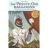 The Twenty-One Balloons ~ William Pene Dubois
