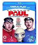 Paul (2011) [Blu-ray] [Import]