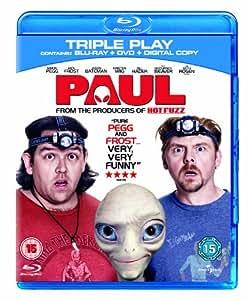 Paul [Reino Unido] [Blu-ray]