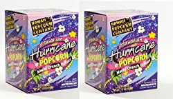 2-3pk Hawaiian Hurricane Microwave Popcorn Gift Box