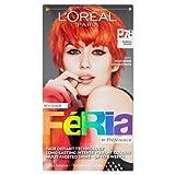 L'Oreal Paris Feria Permanent Hair Colour, Paprika Power Number P78 - Pack of 3