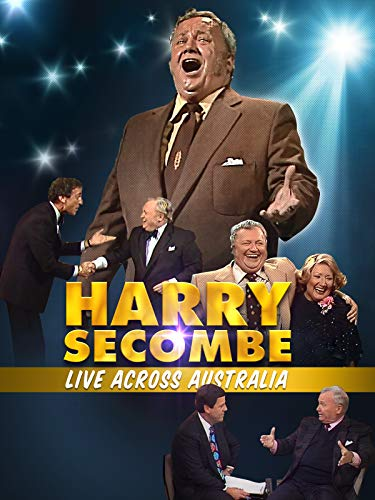 Harry Secomb: Live Across Australia on Amazon Prime Video UK